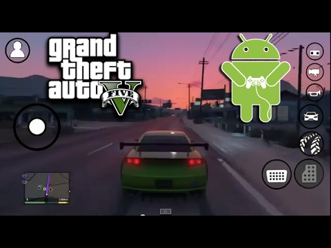 gta v game for android