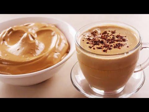 """НИКТО НЕ ВЕРИТ, что я готовлю их так просто/кофе """"КАПУЧИНО""""  домашний за 2 минут/Cappuccino At Home"""