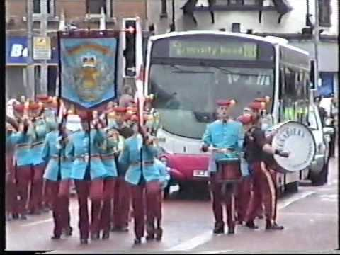 South Belfast Young Conquerors Flute Band Parade 2005