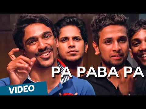 Official: Pa Paba Pa Video Song | Moone Moonu Varthai ...