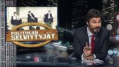 Presidentinvaalitentti | Jukka Lindström & Noin viikon uutiset
