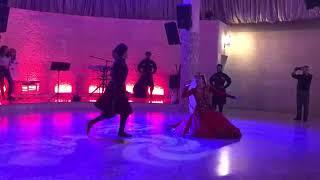 Naz- Elama Azerbayjan xalq reqsi  Toshkent (Naz-Eləmə rəqsi)