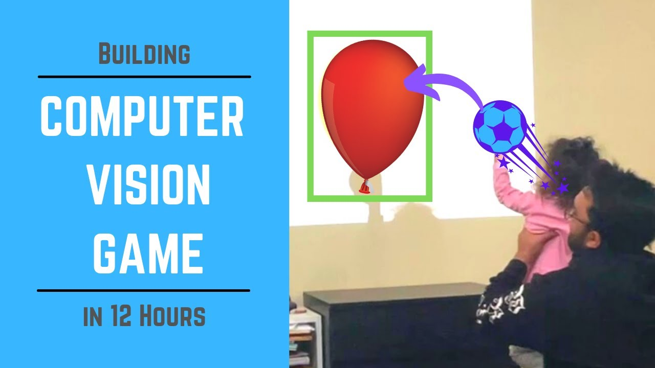 I Tried Building A Computer Vision Game in 12 Hours