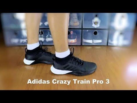 adidas crazytrain 3.0