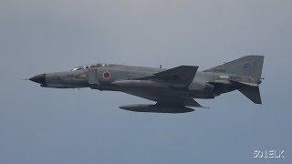 Jasdf F-4 エアーフェスタ経ヶ岬2019 展開&撤収 •岐阜2019.05.26