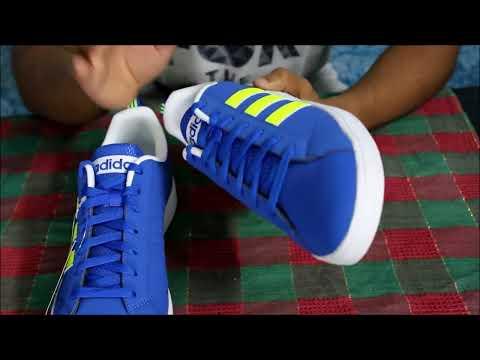 Scarpe Da & Ginnastica Adidas Neo (Unboxing & Da Onfeet) Su Youtube 2e2d0f