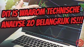 ☝Dit is Waarom Technische Analyse zo Belangrijk is!!! | Doopie Cash | Bitcoin & Crypto