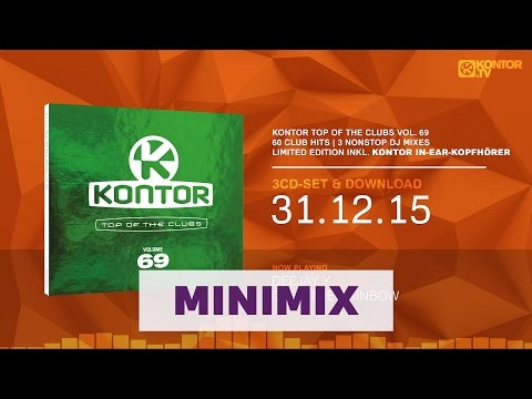 Kontor Top Of The Clubs Vol. 69 (Official Minimix HD)