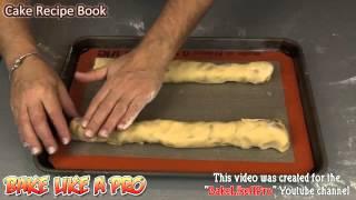 Almond Biscotti Recipe ! - Super Easy, Super Delicious !