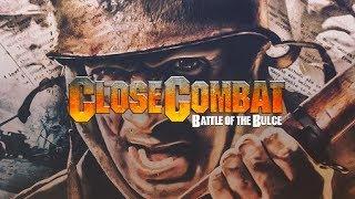 Close Combat 4 (Battle of the Bulge) Gameplay!