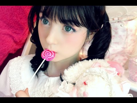 Sweet Lolita Makeup Tutorial