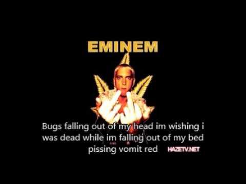 Eminem  - I Am Out Of Control Lyrics