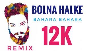 Bahara bahara AND Bol Na Halke Halke mixx ACHU PRATHEESH
