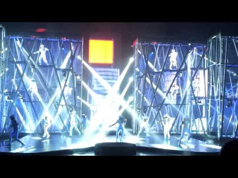 Sneak Peek - Michael Jackson ONE by Cirque du Soleil