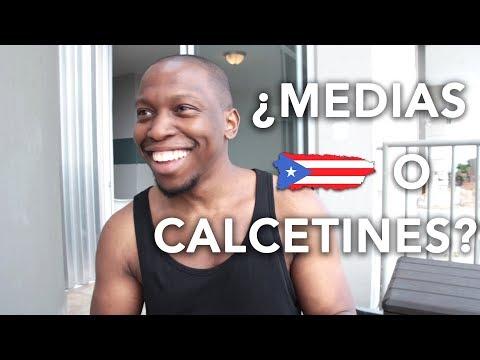 ¿Cómo se Habla en Puerto Rico?   Puerto Rico Travel Vlog