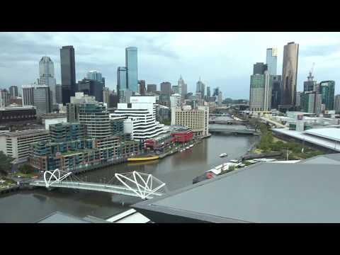 Pan Pacific Hotel, Melbourne, Australia