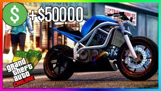 How To Make $50,000 MONEY in 1 Minute in GTA Online | NEW Raton Canyon Time Trial Fast Money Guide