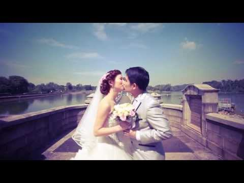 Aerial Filming//Wedding//Same Day Edit//WenJing + ...