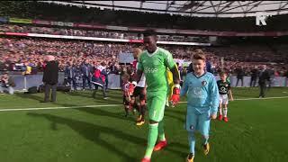 Feyenoord begint bij De Graafschap