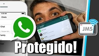Como esconder seus dados pessoais no WhatsApp