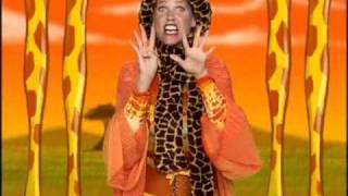 Xuxa - Dona girafa