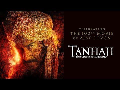 celebrating-the-100th-film-of-ajay-devgn- -tanhaji---the-unsung-warrior