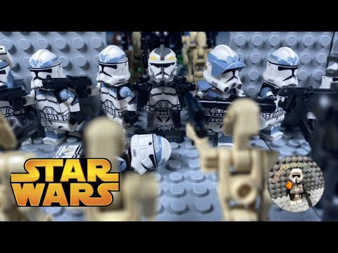 Download Wolfpack Captured: A Lego Star Wars Stopmotion