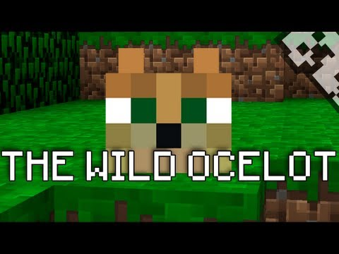 Minecraft: The Wild Ocelot