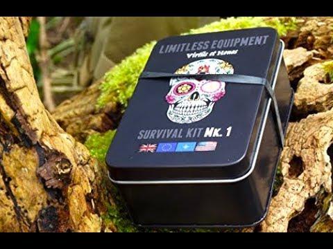 El Kit de Supervivencia Mas Completo y Barato de Amazon
