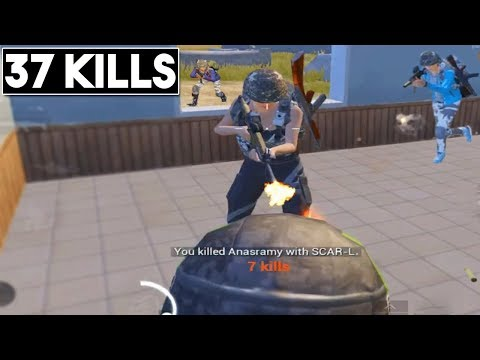 YOU WILL NOT BELIEVE THIS FIGHT! | 37 KILLS Duo vs Squad | PUBG Mobile