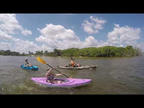 Kayaking The Indian River Lagoon North Titusville