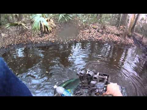 ATV riding and mudding in Jacksonville, Fl