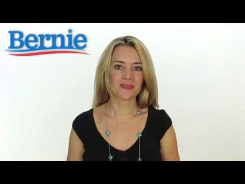 Bernie Sanders For President 2016 Cleveland, OH EW1 mp4