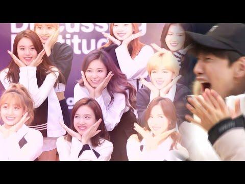 TWICE' Surprise Appearance & 'TT' Dance♥ 《Running Man》 EP460