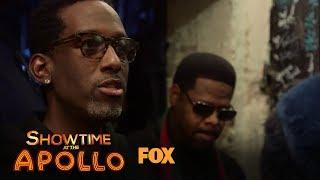 Backstage With Boyz II Men & Snoop   SHOWTIME AT THE APOLLO