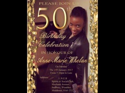 A 50th Birthday Toast To Strong Black Woman Akubas Poetic Tribute