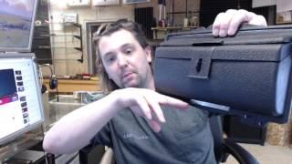 Ultra Hardware 10225 Heavy Gauge Plastic Mailbox