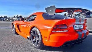 Dodge Viper SRT 10 ACR V10 SOUND
