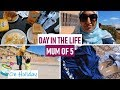 Day In The Life of a Mum of Five | Holiday Edition | Shamsa