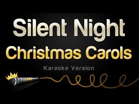 Christmas Carols - Silent Night (Karaoke Version)