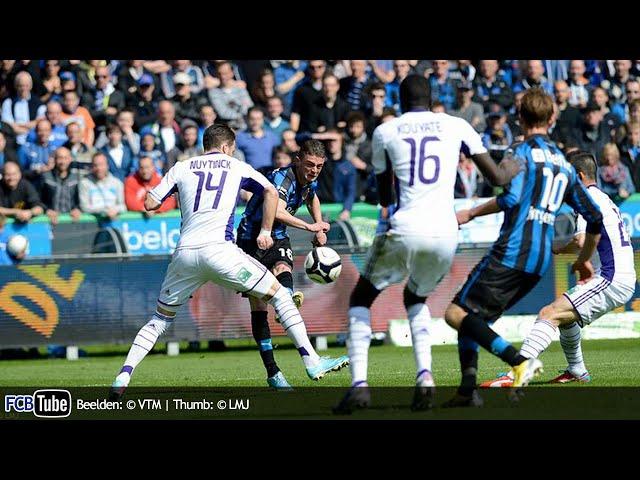 2012-2013 - Jupiler Pro League - PlayOff 1 - 06. Club Brugge - RSC Anderlecht 2-1