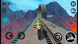 Impossible Motor Bike Tracks-Best Android Gameplay HD EP03