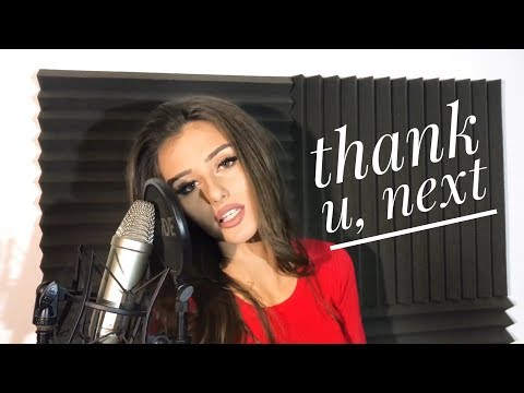 Ariana Grande - thank u, next ( cover by Lidia )