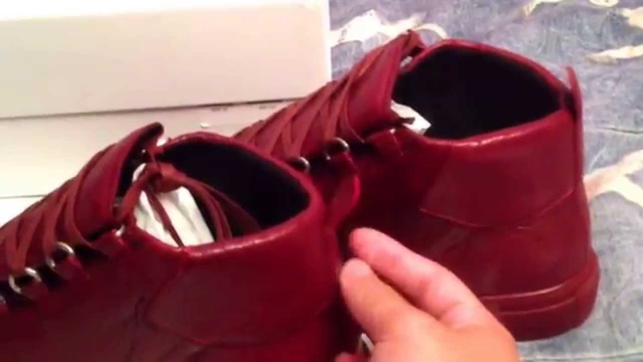 Neue Produkte 82ff6 1f5b2 3 Tips for Authenticating your Balenciaga Arenas