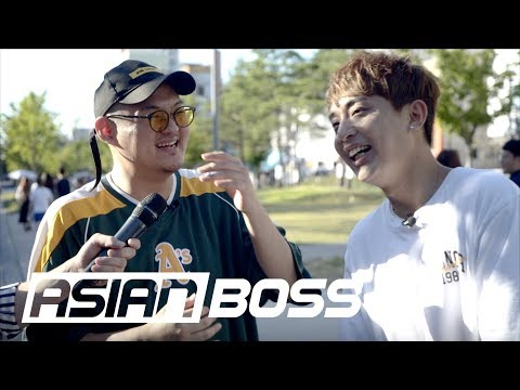 Can Koreans Speak In Pure Korean? (No English Words Challenge) | ASIAN BOSS