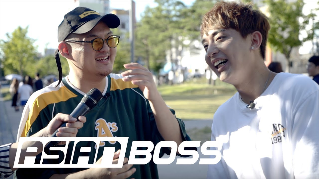 Can Koreans Speak In Pure Korean? (No English Words Challenge) | ASIAN BOSS