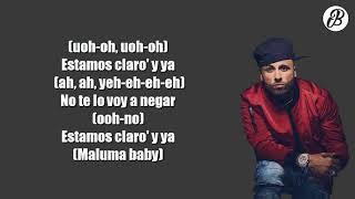 X Remix Nicky Jam x J Balvin x Ozuna x Maluma LETRA.mp3