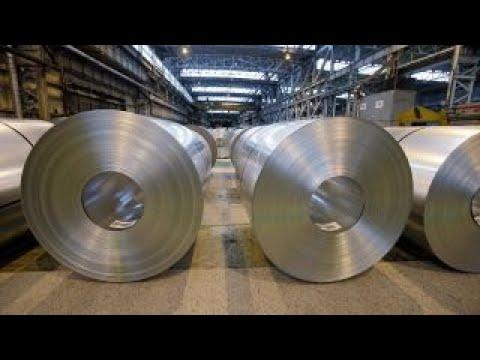 Howard Steel owner reacts to Trump's steel tariff