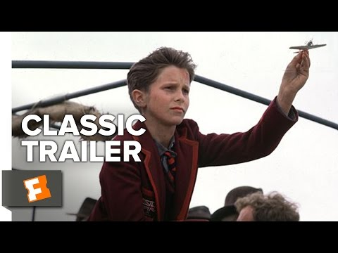 Empire of the Sun  1987  Trailer  Christian Bale, Steven Spielberg Movie HD