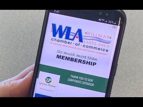 Chamber App Video